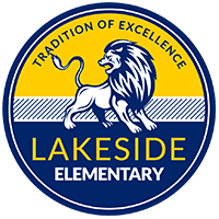 Lakeside Elementary School Logo